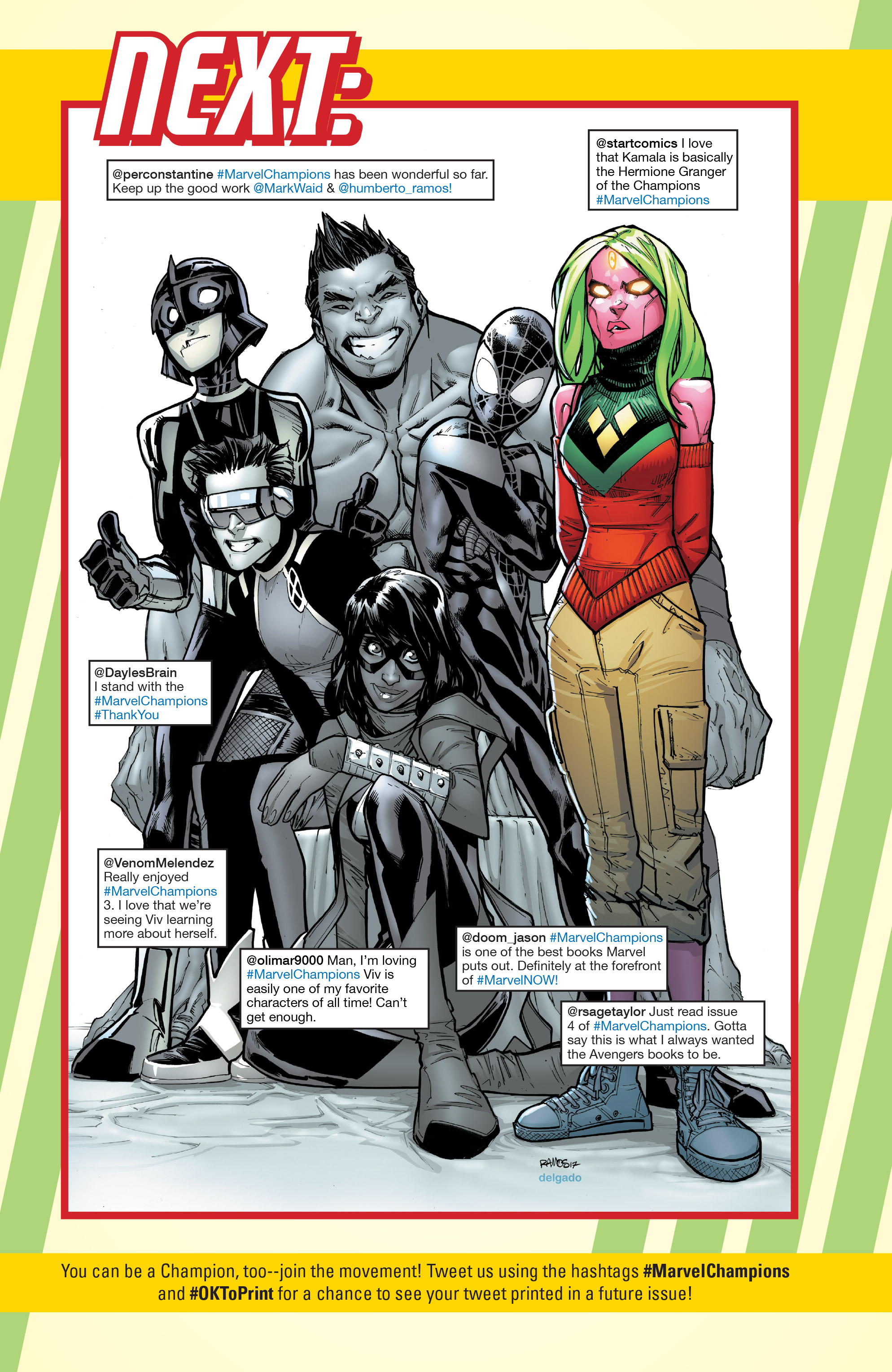 Read online Champions (2016) comic -  Issue #8 - 24