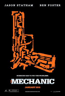 Locandina Film The Mechanic
