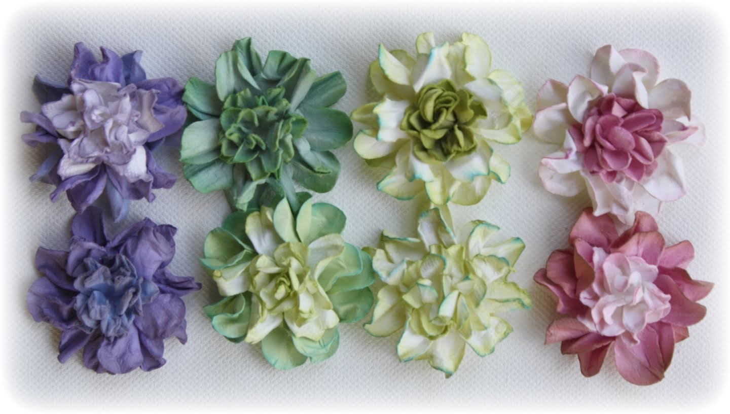such a pretty mess flower tutorial  making water