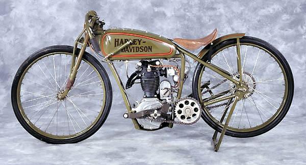 1926 Harley Davidson Peashooter