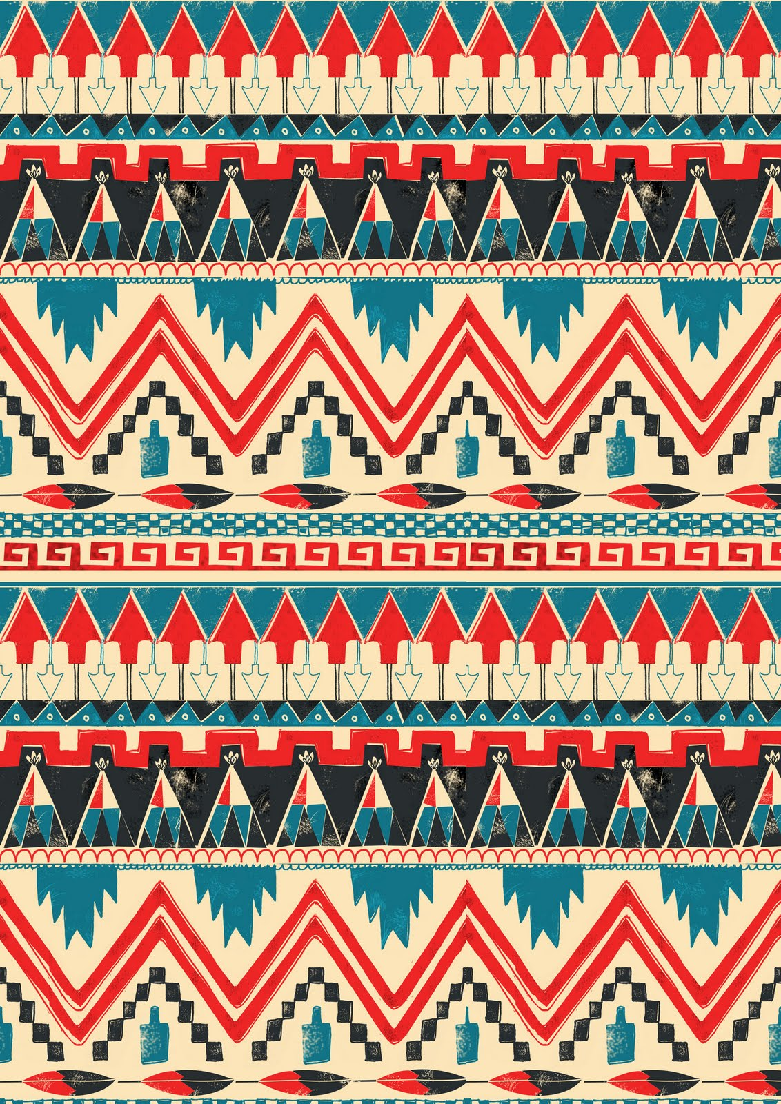 Kiley Victoria Illustration: more patterns...