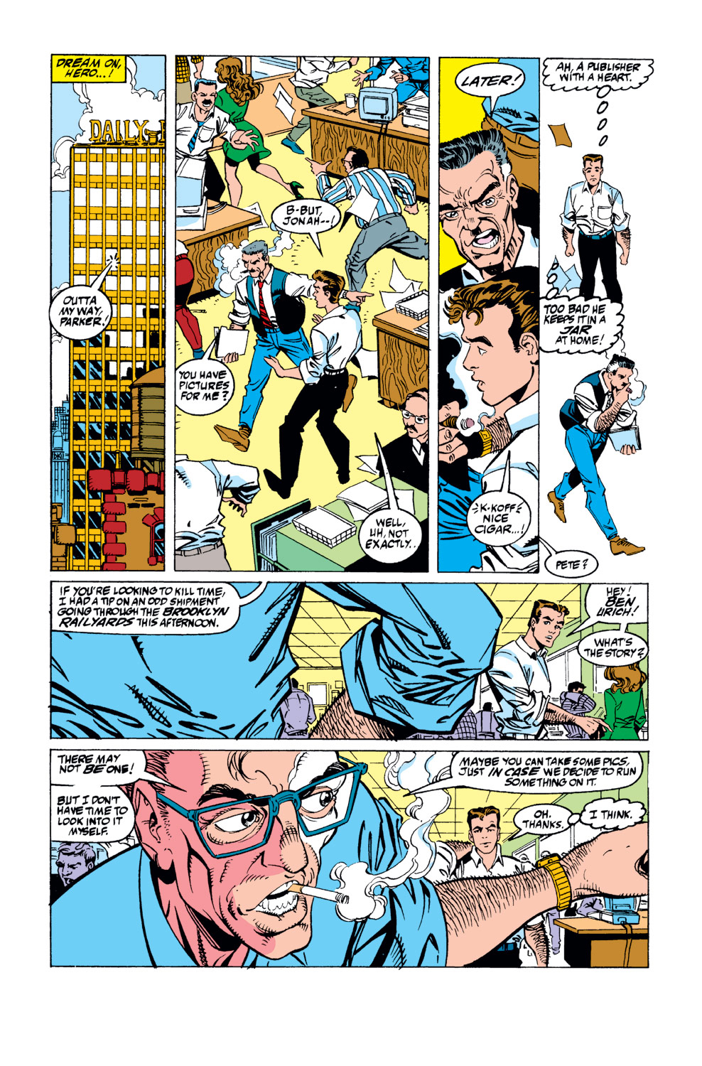The Amazing Spider-Man (1963) 348 Page 6
