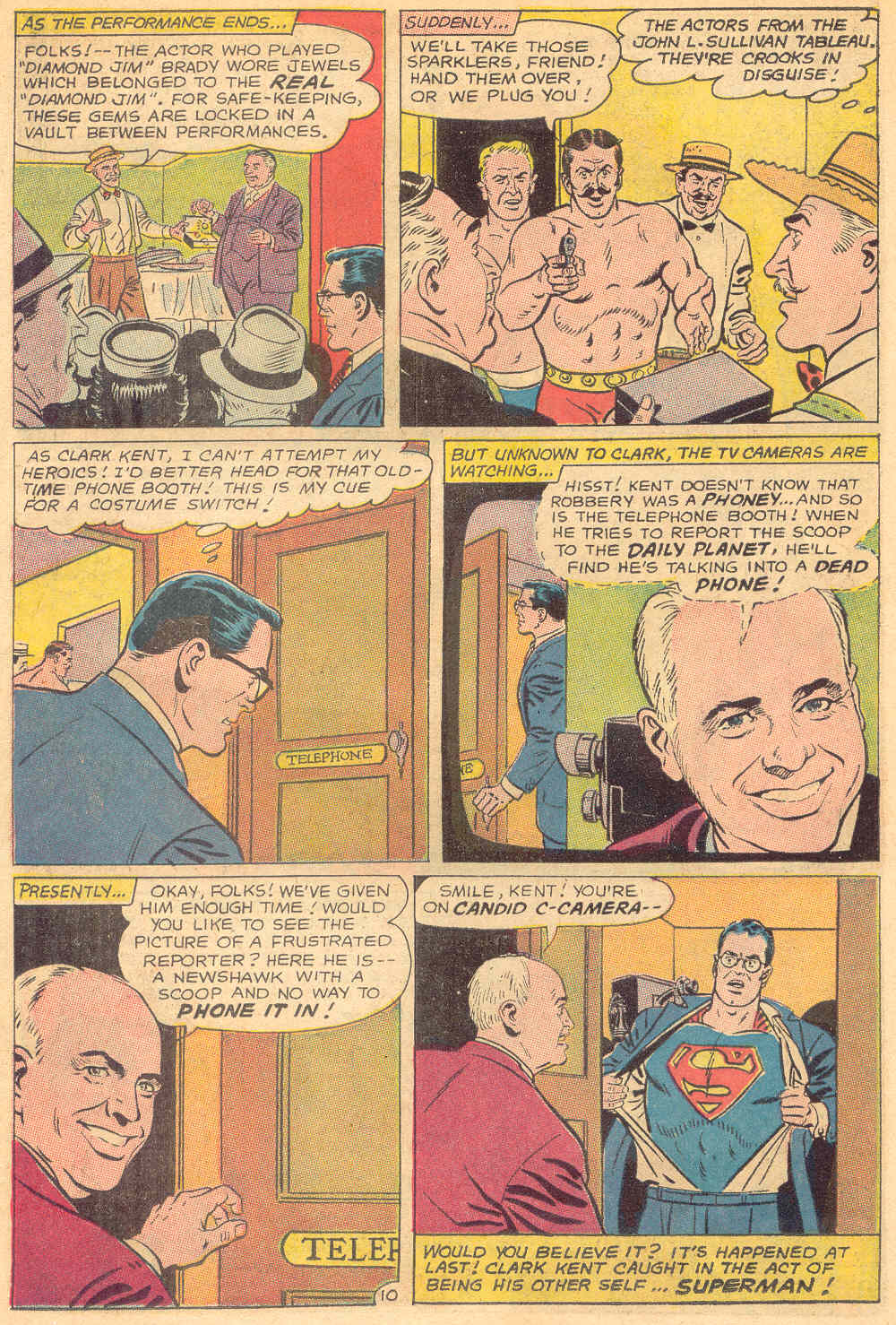 Read online Action Comics (1938) comic -  Issue #345 - 14