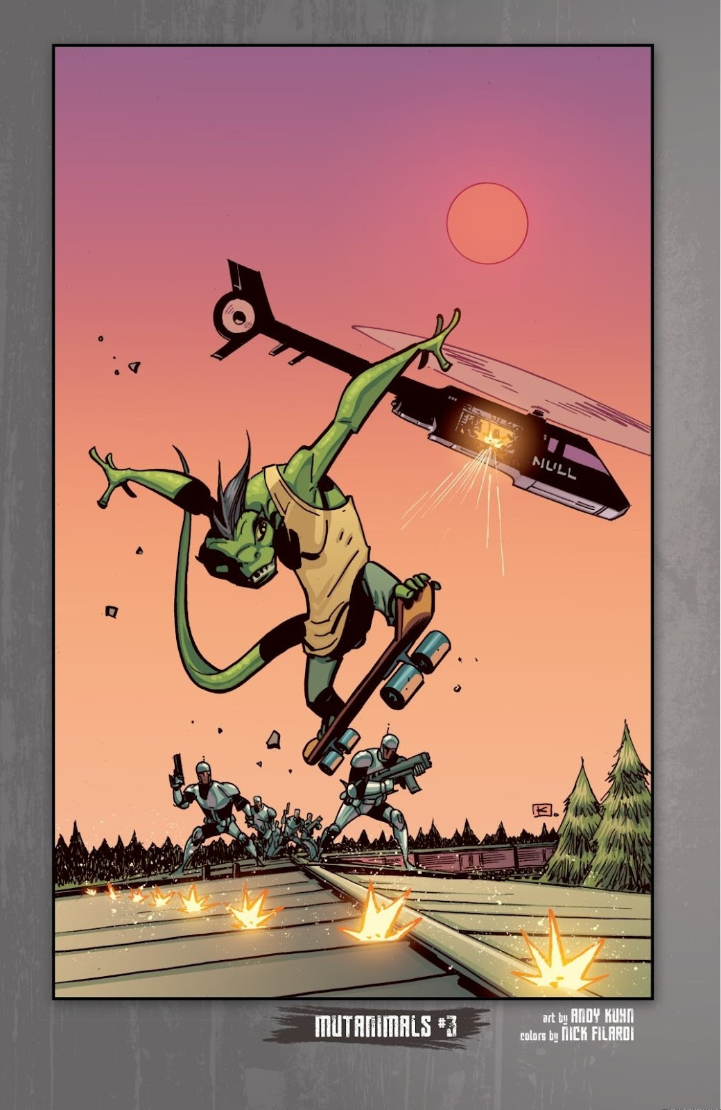 Read online Teenage Mutant Ninja Turtles: The IDW Collection comic -  Issue # TPB 6 (Part 1) - 53