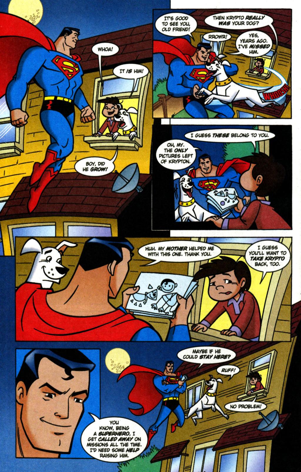 Read online Krypto the Superdog comic -  Issue #1 - 10