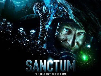James Camerons Sanctum in 3D Film