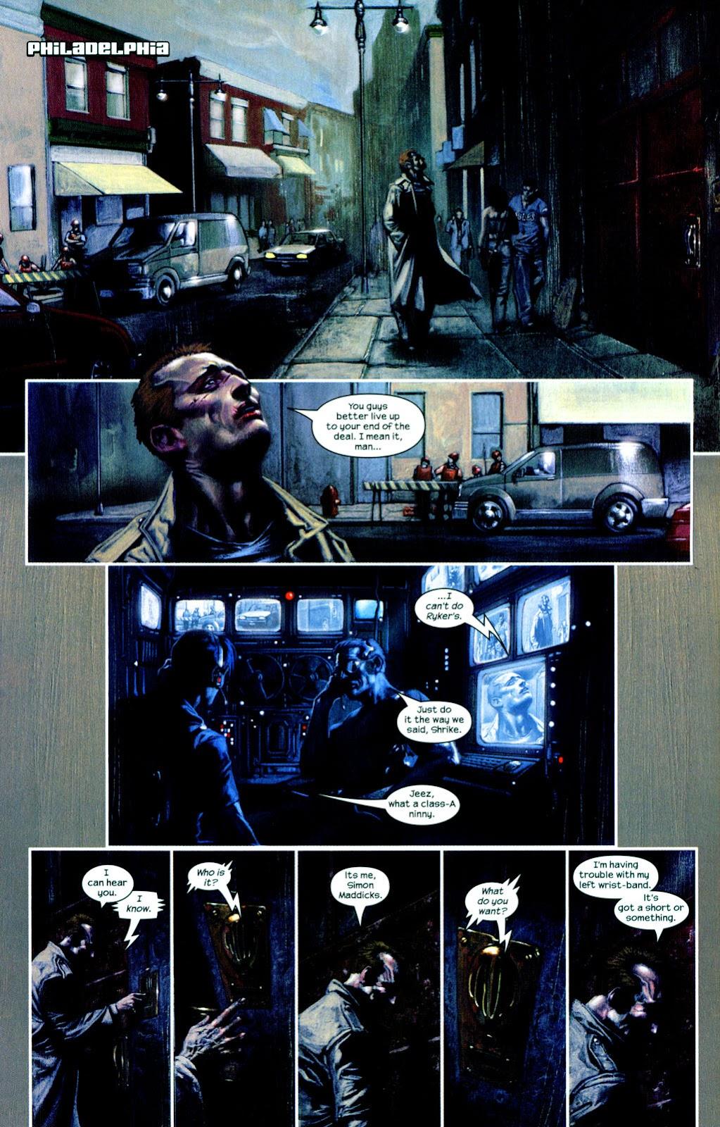Read online Secret War comic -  Issue #1 - 14