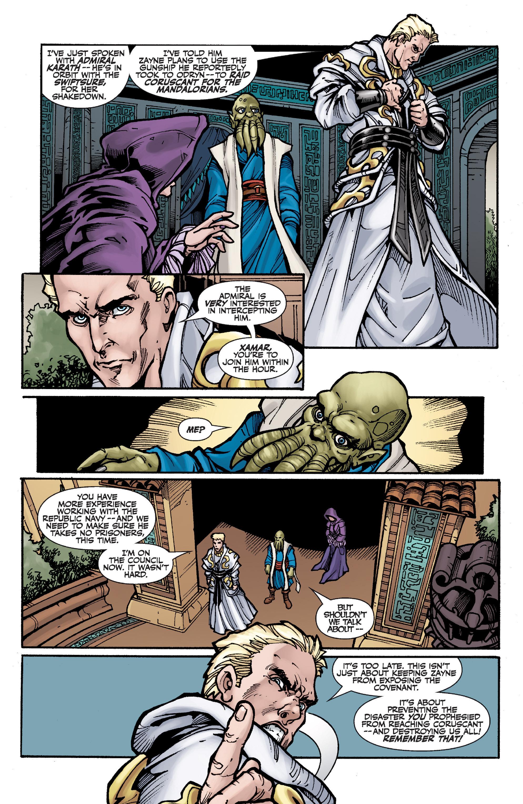 Read online Star Wars Omnibus comic -  Issue # Vol. 32 - 278