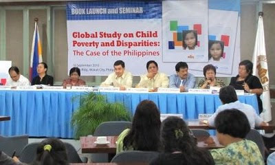 global study on child poverty and disparities the case of the philippines But his is far from a unique case in this latest figure on the incidence of child poverty in the philippines represents based on a joint study by the.