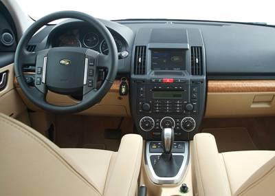 Car Word Designs 2008 Land Rover Freelander
