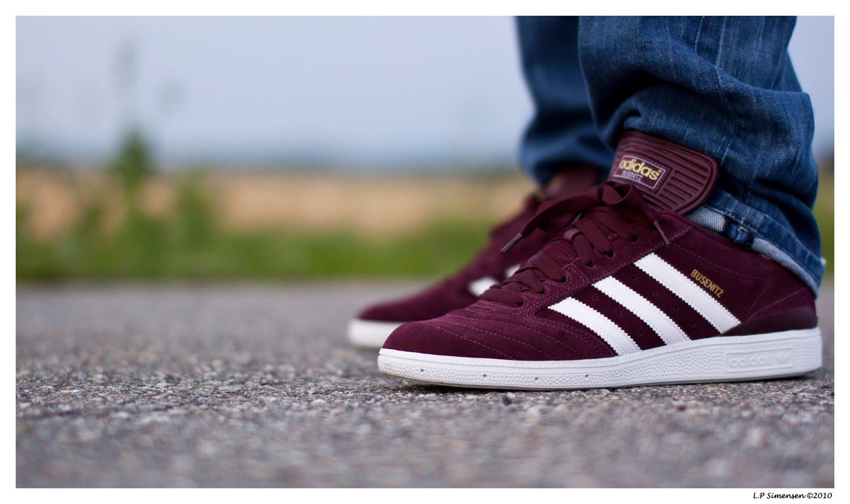 ShoeTown50: Adidas Busenitz Burgundy