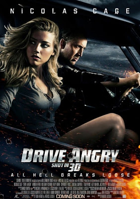 Drive Angry Póster