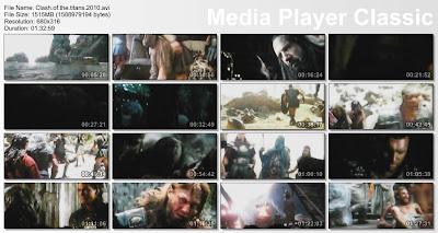 Download Film Clash of the Titans 2010 | CAM  Xvid