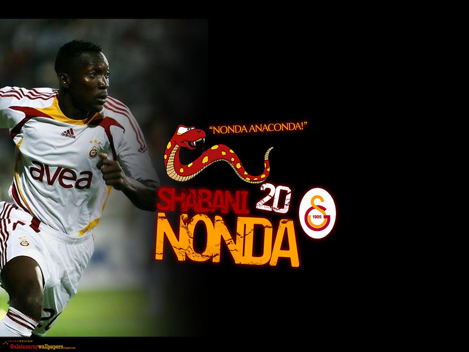 Galatasaray Wallpapers: Shabani Nonda
