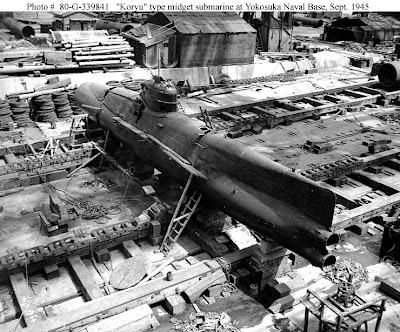 minisubmarino japones