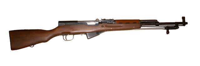 Resultado de imagen de fusiles semiautomáticos tipo Simonov