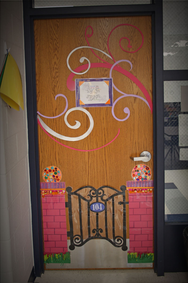 Image detail for -Classroom door decorating ideas Welcome ...