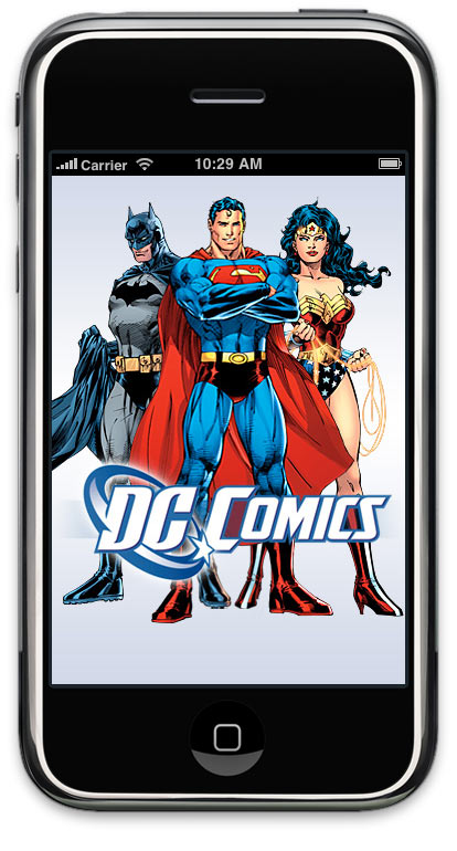 Digital Comic Books