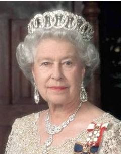 Her Sovereign Majesty Queen Elizabeth II