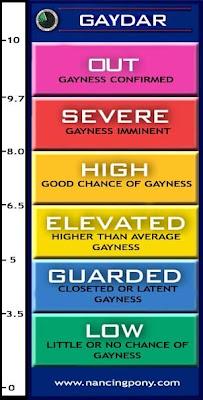 Gaydar Meter
