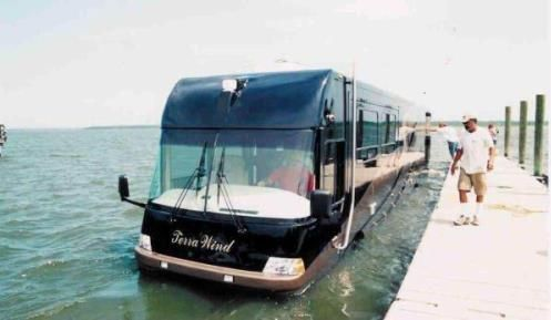 Water Bus from Dubai