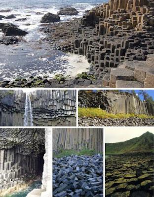 Columner Basalt