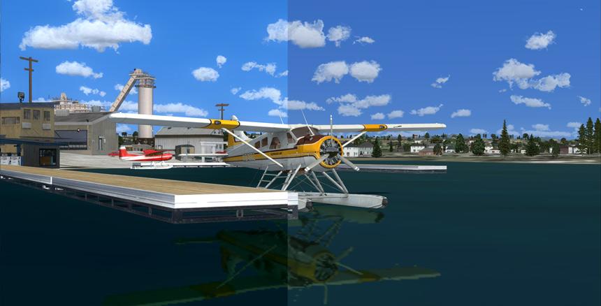 Flight Simulator and Virtual Aviation Blog: ENB Series