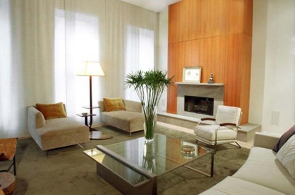 Loft Small Apartment Decorating Ideas from Tori Golub