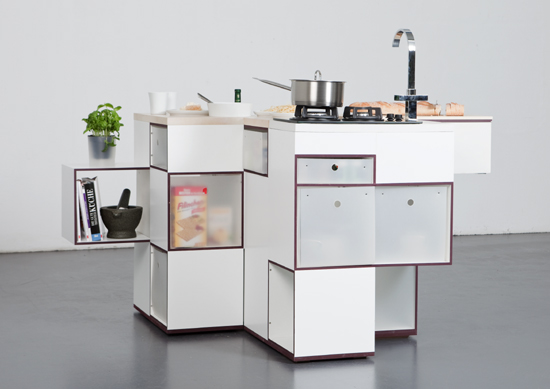 House art cool kitchen designs for very small spaces - Kitchen ideas for small spaces ...