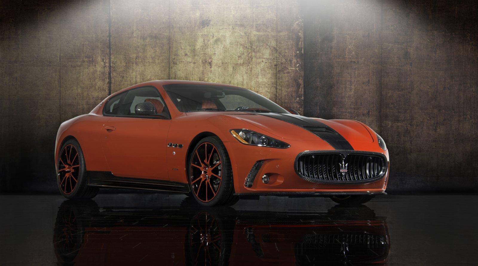 2010 Maserati GranTurismo S Mansory Concept  NEW CAR USED ...