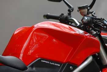 Modifikasi  HondaTiger Revo Ducati