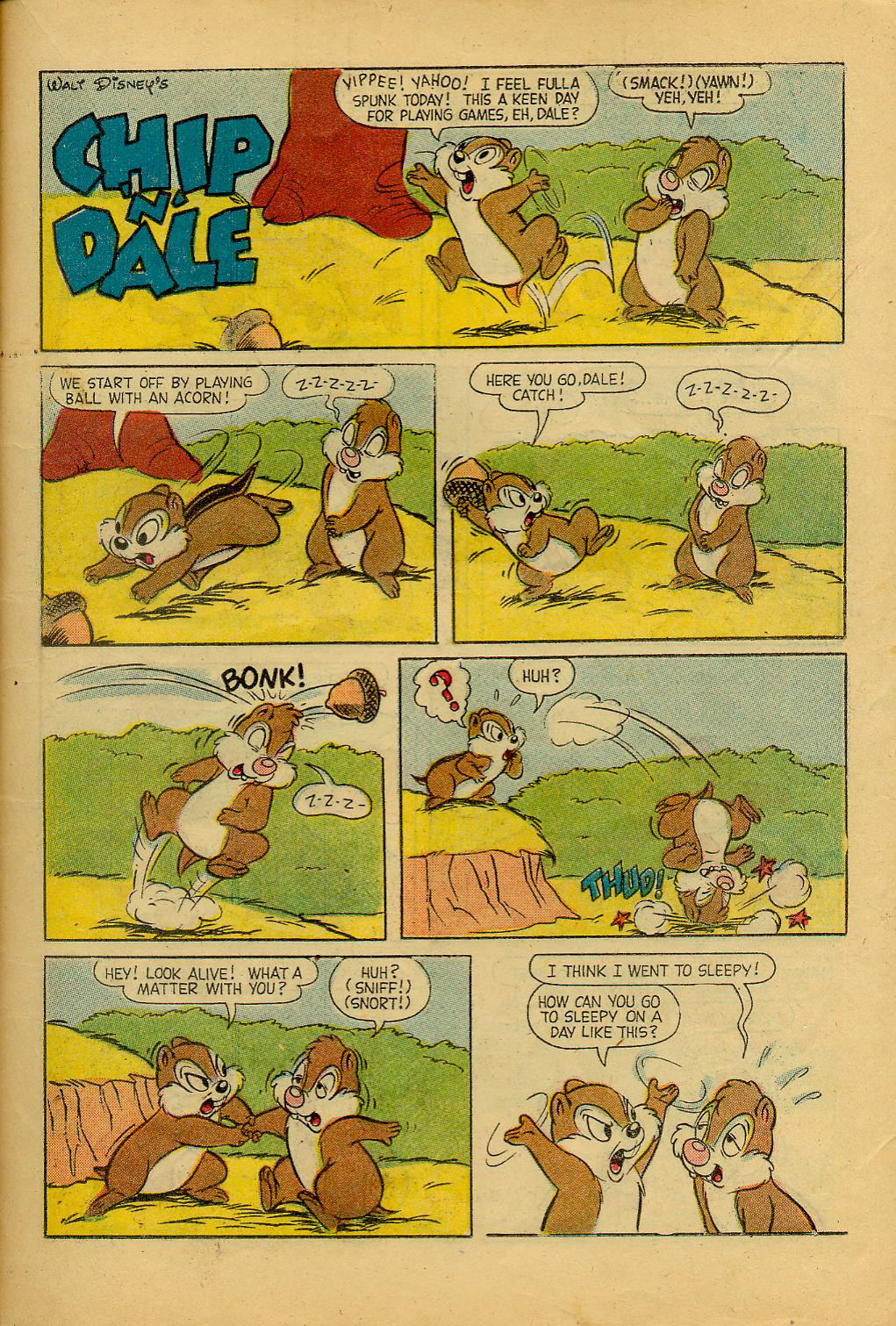 Walt Disney's Comics and Stories issue 216 - Page 19
