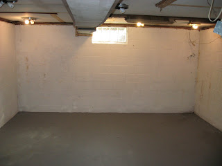 324 knolltop lane before pics the scary basement. Black Bedroom Furniture Sets. Home Design Ideas