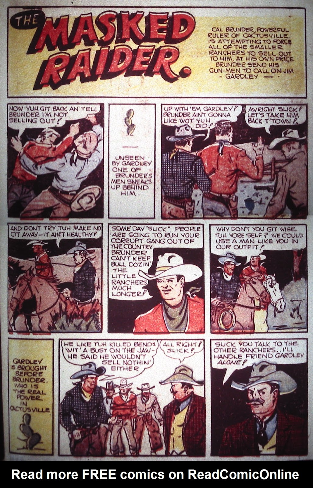 Marvel Comics (1939) issue Full - Page 39