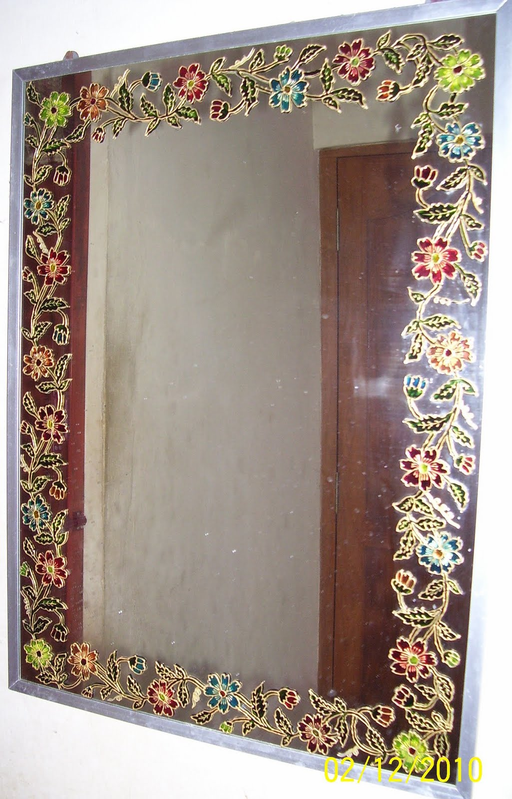 Bhuvana S Creative World Stain Glass Painting