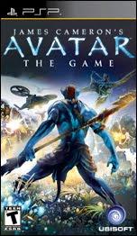 مكتبه العاب متجدده كل يوم20 لعبه PSP   flash James Cameron Avatar The Game psp.jpg