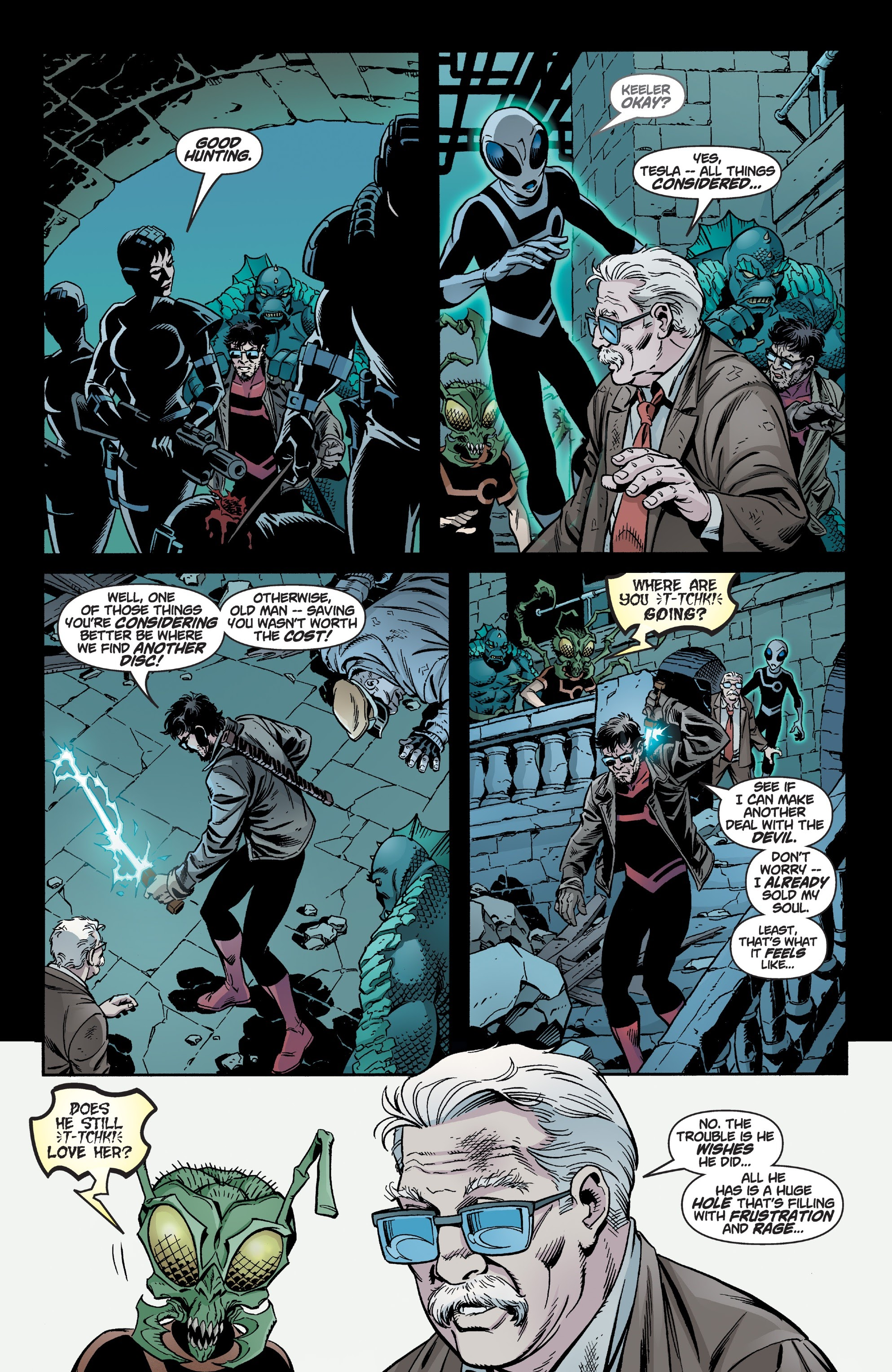 Section Zero (2019) TPB-Part-2 Page 1