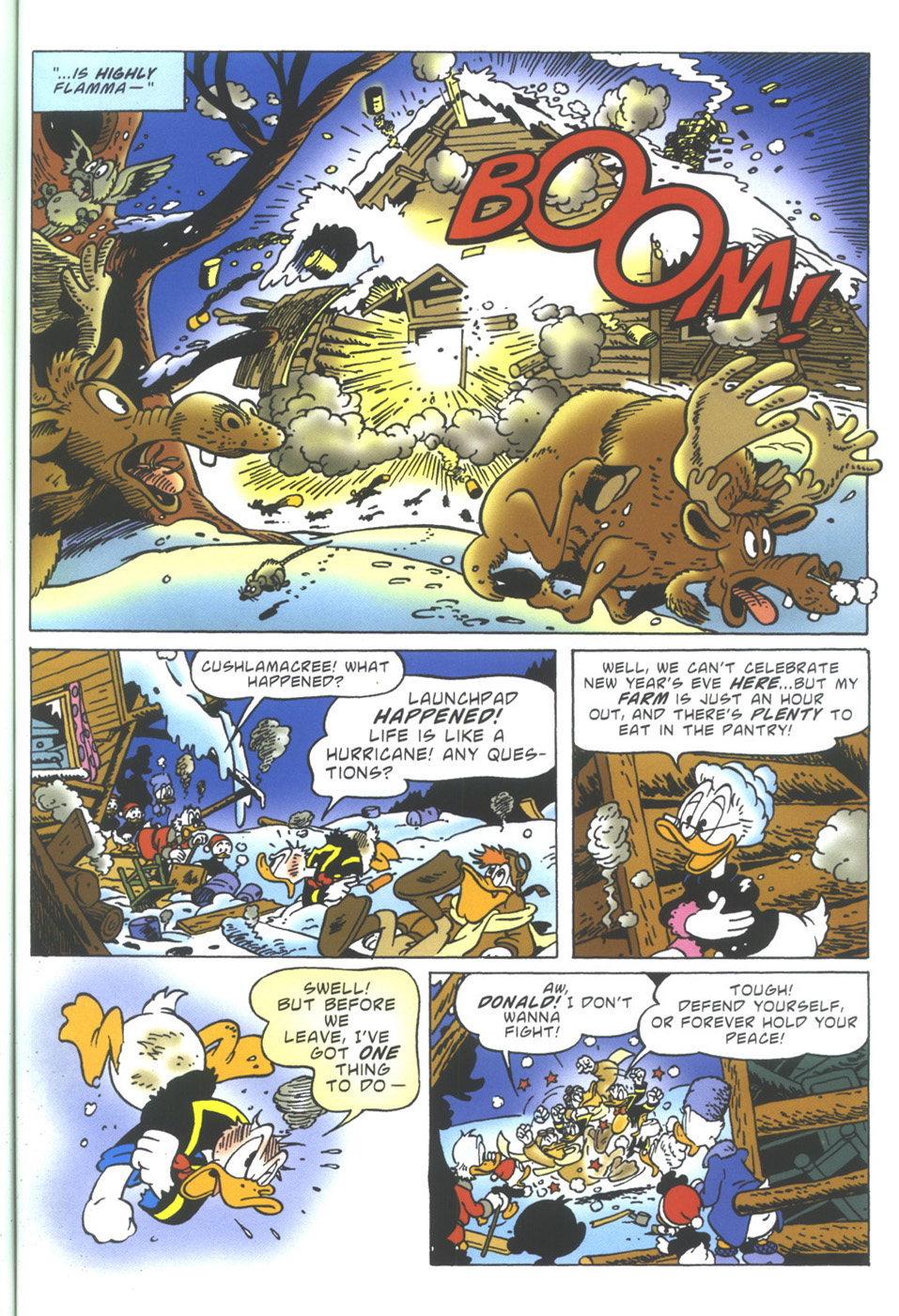 Read online Uncle Scrooge (1953) comic -  Issue #349 - 37