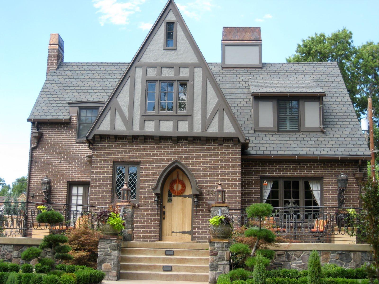 Very Fine House Slc Style Brick Houses