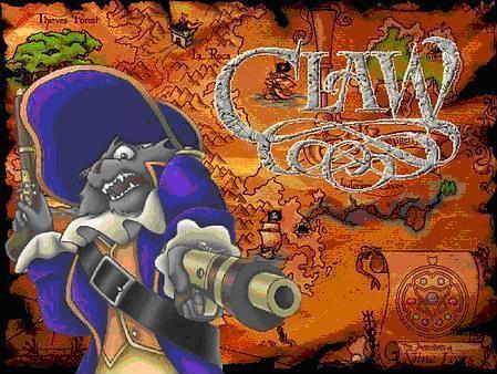 لعبة القرصان Claw