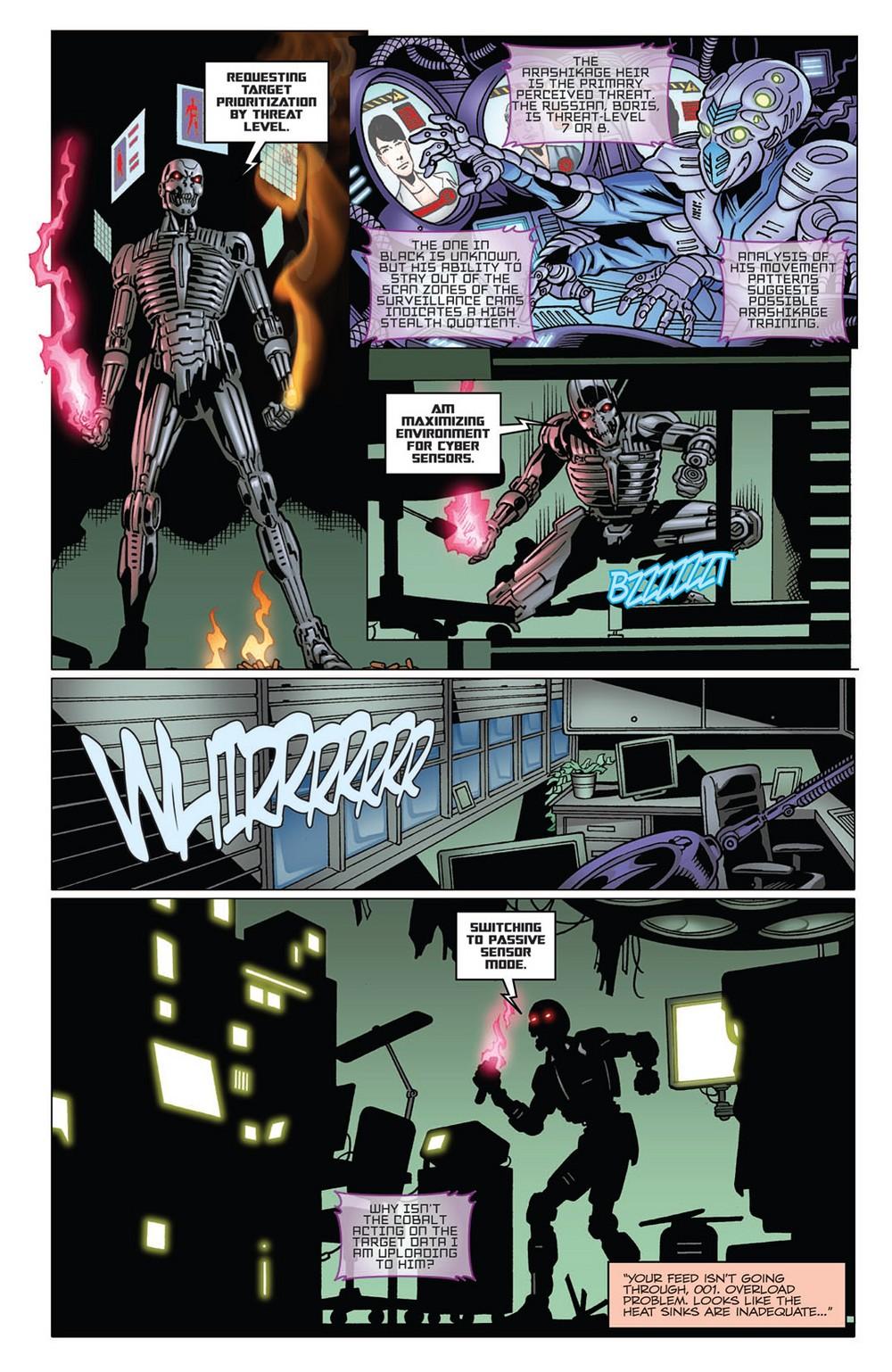 G.I. Joe: A Real American Hero 175 Page 14