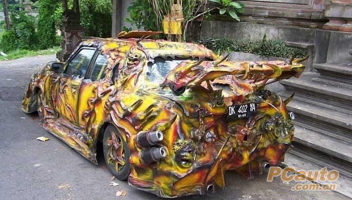 Cars-world: Super Sick Car