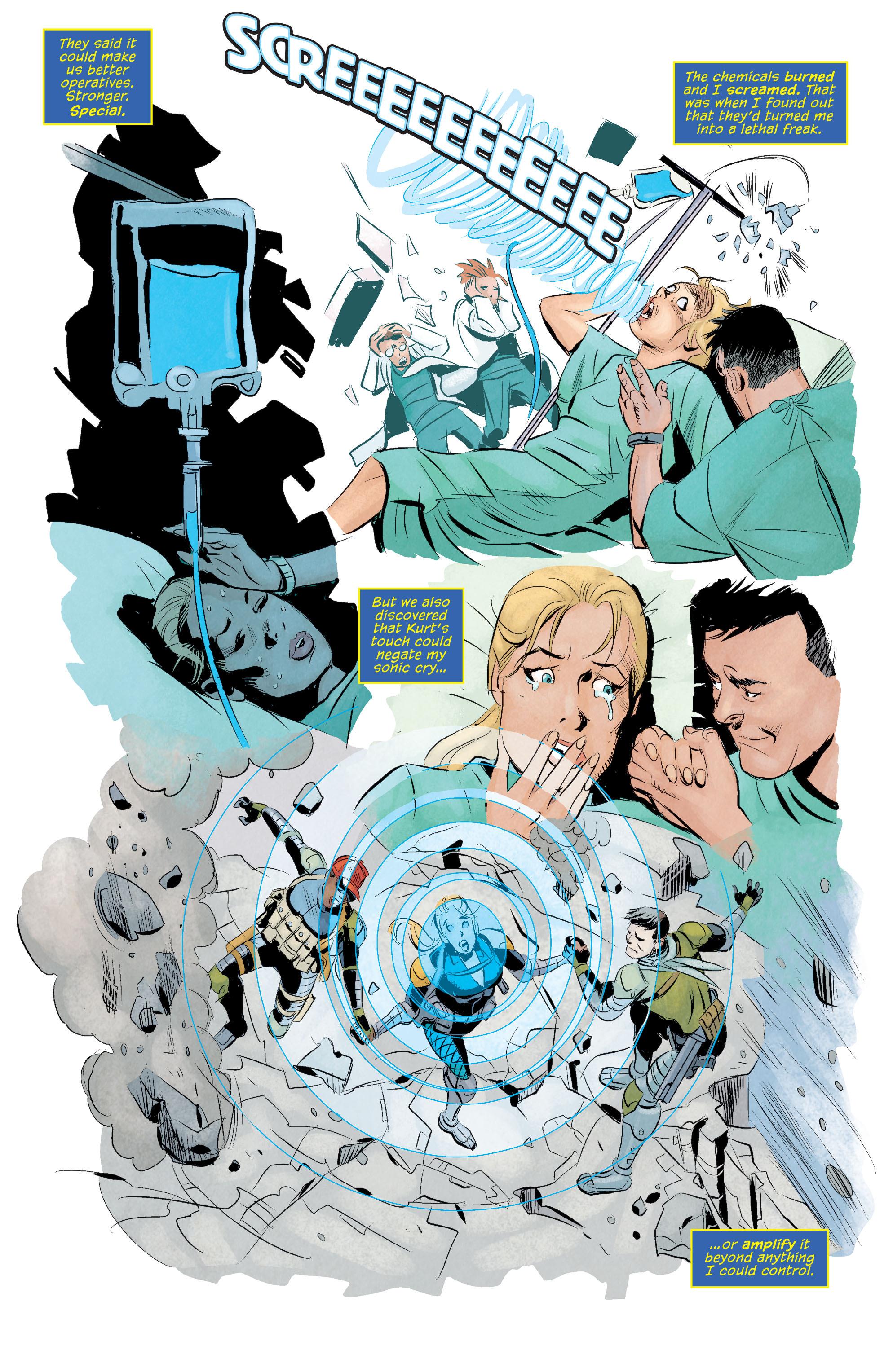 Read online Secret Origins (2014) comic -  Issue #11 - 28
