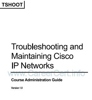 Ccnp Tshoot 642-832 Official Certification Guide Pdf