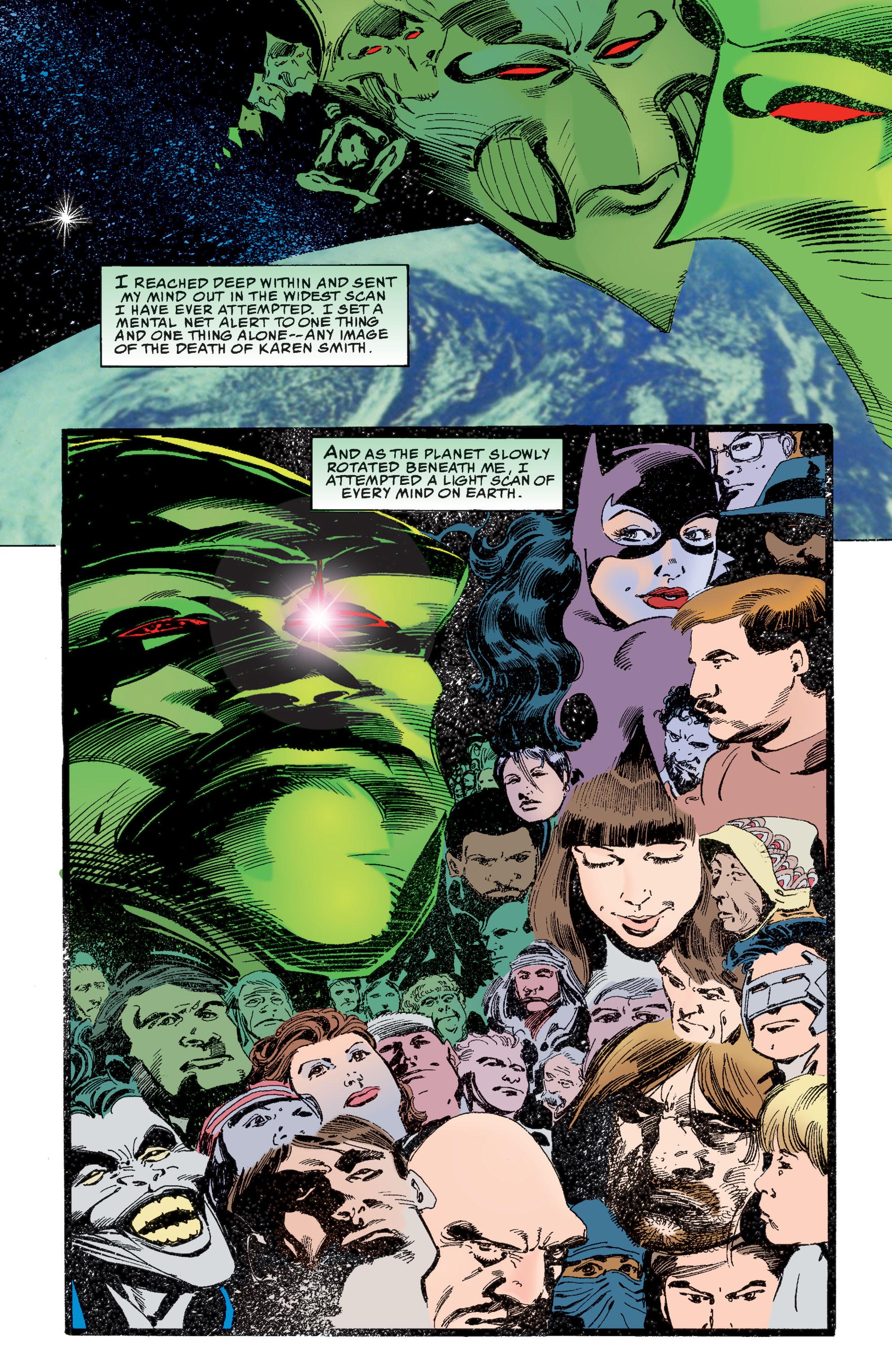 Read online Martian Manhunter: Son of Mars comic -  Issue # TPB - 105