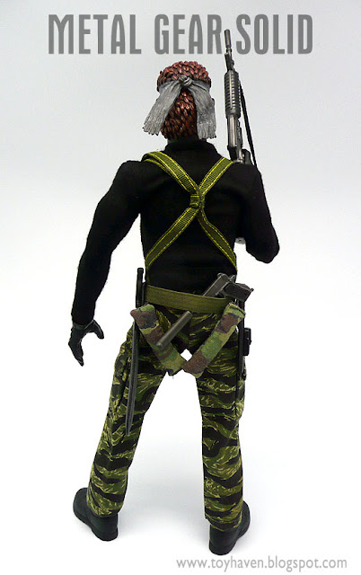 Medicom RAH Metal Gear Solid 3 Snake Eater 1/6 Scale 12