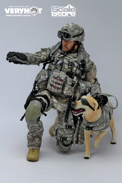 Toyhaven Veryhot 1 6 Us Army Mp Military Police Uniform