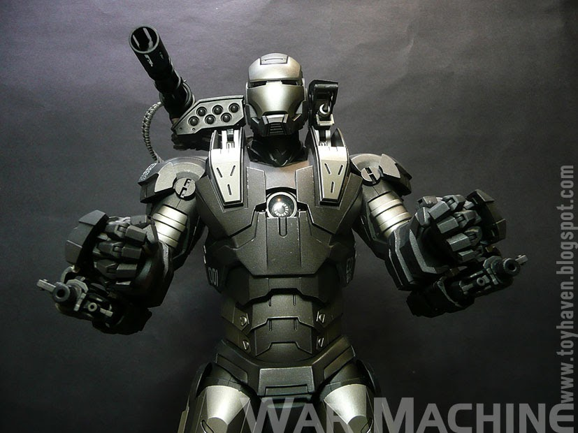 "toyhaven: Hot Toys ""Iron Man 2"" War Machine REVIEW II ..."