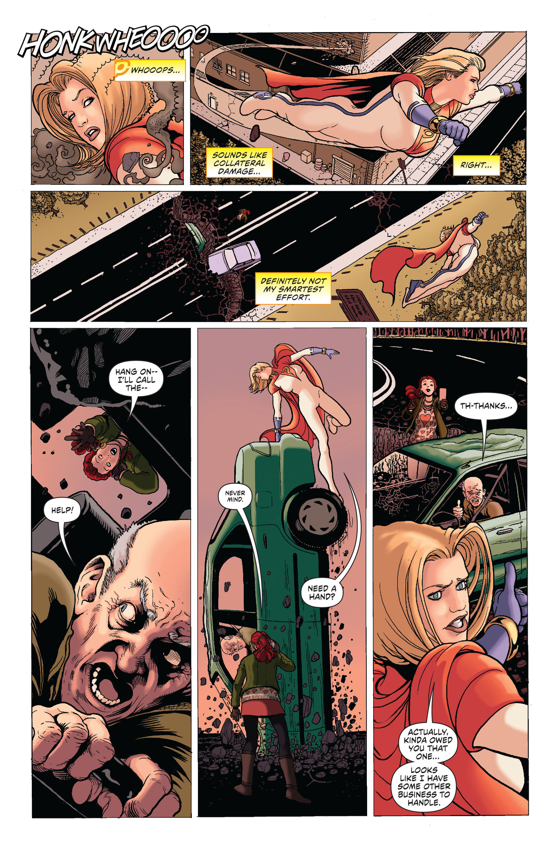 Read online Worlds' Finest comic -  Issue #10 - 5