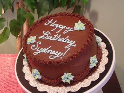 Www Srossi Net Happy Birthday Sydney